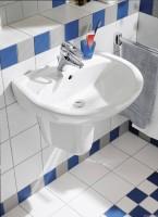 Lavabo TARGA PRO blanc 60x50cm VILLEROY & BOCH