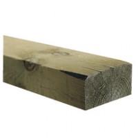 Traverse paysagère pin traité classe 4 120x200x2000mm FRANCE BOIS IMPREGNES