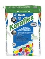 Mortier colle amélioré pour carrelage KERAFLEX blanc 25kg