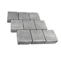 Pavé duo gris granit 15x15x6cm ALKERN 2013