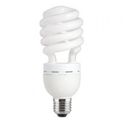 Lampe éco spirale T4 E27 32W GE LIGHTING