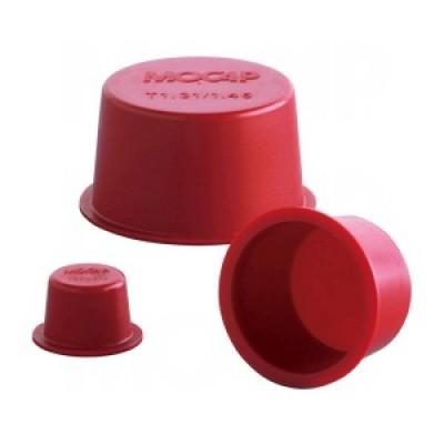 Bouchon rouge diamètre 15,5mm longueur 12,8mm ROSSIGNOL