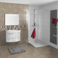 Faïence MAGNETIC taupe AA85 25x33cm