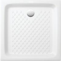 Receveur à poser VERS'EAU 70x70cm grès blanc