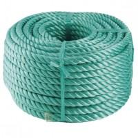 Corde polypropylène diamètre 8mm bobine de 50m