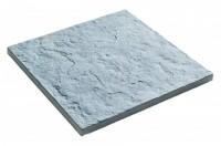 Dalle Pierre du Lot - pierre reconstituée - gris - 50x50 cm - ép. 2,5 cm PIERRA