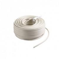 Câble électrique 3x2,5 (GB) H05 VVF souple blanc