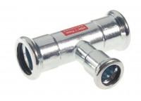Té réduit Z7130R VSH Press à sertir D 42-28-42 COMAP