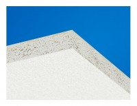 Plafond acoustique Hygiène Performance bord A T24 épaisseur 40mm, 0.6x0.6m ECOPHON