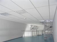 Dalle de plafond lainde de verre ADVANTAGE A T15/T24 NE 1200x600x40mm ECOPHON