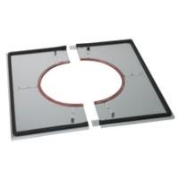 Plaque distance sécurité étanche diamètre 155 à 230mm