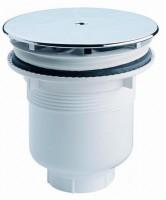 Bonde de douche diamètre 90mm 11/2 790E verticale