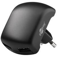 Chargeur secteur double USB 2.1 A