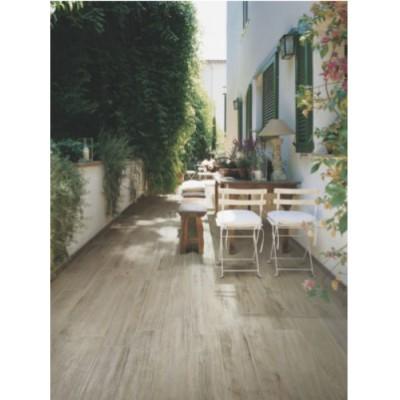 Carrelage sol aspect bois FOCUS Cinder out - Paquet 0,96 m² ASCOT