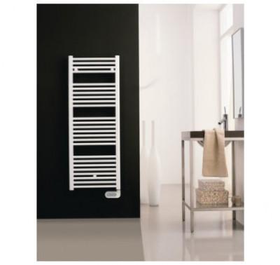 Radiateur sèche-serviettes électrique PRIMEO 2 blanc 500W