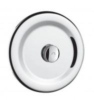 Kit TEMPOFLUX encastré pour WC avec rosace DELABIE