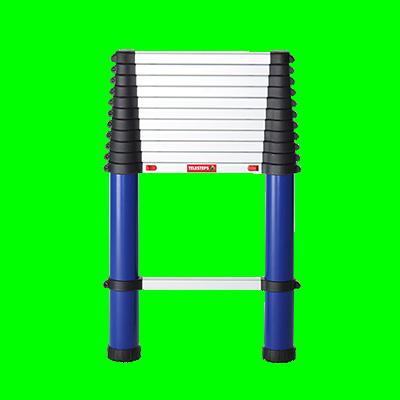 Echelle télescopique BLUE LINE 3.50m HILAIRE