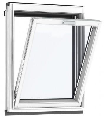 fen tre verticale tout confort vfe mk31 78x60 cm bois peint blanc seclin 59113. Black Bedroom Furniture Sets. Home Design Ideas