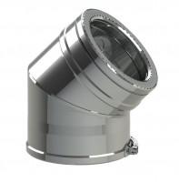 Coude 45° DUOTEN 180-230mm TEN