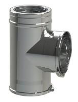 Té isolé à 90° DUOTEN 180 - 230mm TEN