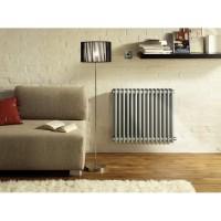 Radiateur VUELTA électrique en acier sans régulation blanc 600x1036x99mm 1500W ACOVA