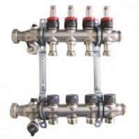 Distributeur/collecteur 1 3 circuits réf 1404353 OVENTROP