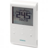 Thermostat d'ambiance RDE100 SIEMENS