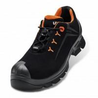 Chaussures de sécurité basses UVEX noire métal free pointure 42
