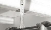 Suspente CLIPLAINE 42 Stil F530, boîte de 50