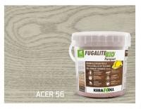 Mortier de jointoiement FUGALITE BIO PARQUET acer 56 3kg