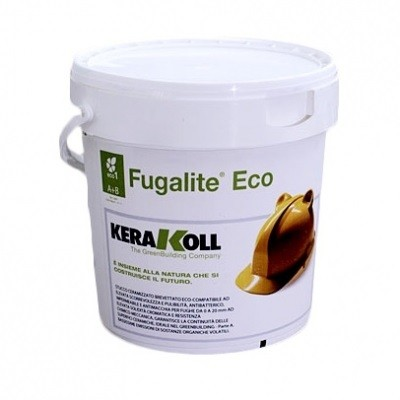 Mortier-joint FUGALITE ECO ciment new grey 44 3Kg