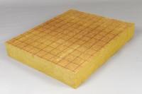 Panneau en laine de roche HARDROCK 2 nu 1200x1000x80mm 38m²/pal 32 panneaux/palette ROCKWOOL