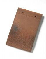 Tuile plate RUSTICA rouge rectifié 17x27cm (59 au m²) WIENERBERGER