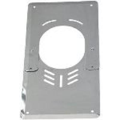 Plaque de finition basse inox ventil e n2 ten amb rieu for Acheter plaque inox