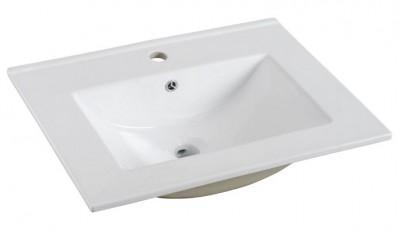 Plan vasque céramique WOODSTOCK 60cm