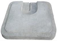 Couvercle 50x50cm BOISSEAUX EST