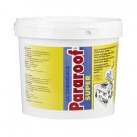 Enduit de toiture PARAROOF SUPER gris bidon de 25kg CHEMICALS