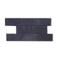 Pavé béton noir 22x11x7cm COECK