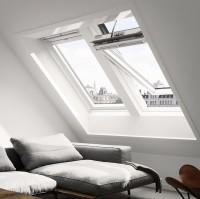 Fenêtre de toit électrique à rotation GGU PK08 Integra tout confort 94x140cm VELUX