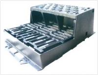 Grille avaloir profil T 536x601mm COFUNCO