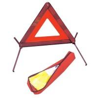 Kit de signalisation gilet et triangle DIFAC