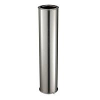 Elément droit isolé INOX-GALVA diamètre 230mm longueur 133cm POUJOULAT