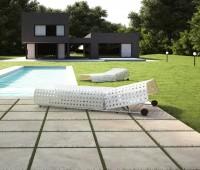 Carrelage TREVI beige rectifié 60x60cm DEL CONCA
