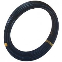 Tuyau PE80 bleu pression nominale 16 diamètre 32 25m SOTRA