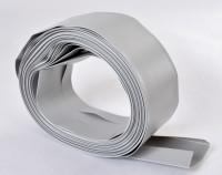 Rail souple PVC 125mm, rouleaux de 20ml P.A.I