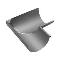 Equerre zinc soudée d'angle intérieur 33 RHEINZINK