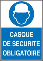 Panneaux Ecopicto Port du casque obligatoire SOFOP