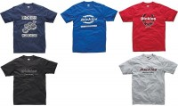Pack de T-Shirt DICKIES 5 couleurs WILLIAMSON DICKIES