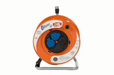 Enrouleur bluetooth HO7RN-F 3G 2,5mm² 20m