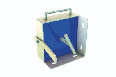 Aimant BLOCKFIX CEINTURE MÉTAL pour maintien des mannequins 100x150x150mm COFRATEL